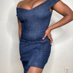 MissSixty Denim Dress 👗 😻| Super cute